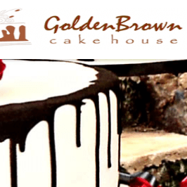 GoldenBrown Cake House